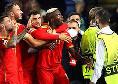 Gazzetta - Dominio incontrastato del Napoli a Leicester: dati mostruosi a fine gara! Che bello vedere una italiana imporre gioco in Inghilterra