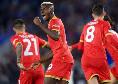 Gazzetta - In Premier già pazzi di Osimhen, arriveranno offerte dai club inglesi dopo lo show con il Leicester