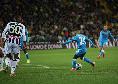 """Sky, Gentile: """"Il Napoli ha ovviato lavorando tantissimo sulle palle inattive, vincendola lì ed i gol lo dimostrano"""""""