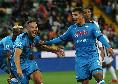 Napoli da record: è la terza squadra della storia della Serie A ad andare in gol per 30 gare di fila