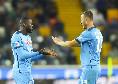"""Rrahmani a DAZN: """"Ho ringraziato Koulibaly per l'assist, ma ora dimentichiamo la vittoria. Titolare? Il Napoli ha quattro difensori forti"""""""