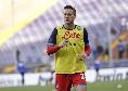 Cdm - Zielinski rientra in gruppo, Osimhen può fare male alla Roma con la difesa alta