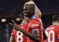 """""""Questa grandezza non può avere fretta"""", svelato il motivo dell'esultanza travolgente di Osimhen al secondo gol a Leicester"""