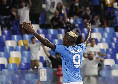 Gazzetta - Osimhen può diventare il miglior attaccante dell'era De Laurentiis: se dovesse segnare giovedì, meglio di Cavani ed Higuain...