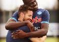 "Koulibaly abbracciato a Mertens su Instagram, il senegalese: ""Dolce Dries!"" [FOTO]"