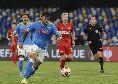 Napoli-Legia, chi gioca in attacco? Spalletti attende la rifinitura per sciogliere i dubbi, non è esclusa la panchina per Osimhen