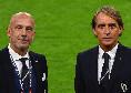 """Mancini ci crede: """"Napoli da scudetto, a Roma sarà una grande sfida"""""""