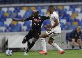 Napoli in vantaggio! Azione spettacolare degli azzurri, Osimhen vola più in alto di tutti e fa 1-0