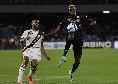 Napoli-Torino 1-0, le statistiche: equilibrio per tiri e possesso, ma arriva la zampata di Osimhen [GRAFICO]