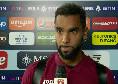 """Torino, Djidji: """"Sono triste, volevo vincere contro il Napoli! Nello spogliatoio ci siamo detti che abbiamo fatto bene, alla fine è un peccato"""""""