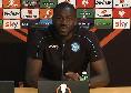 """Koulibaly in conferenza: """"E' il Napoli più forte con cui ho giocato, non voglio più subire gol! Dobbiamo meritarci il passaggio del turno"""""""