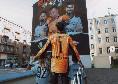 """Il Legia provoca sui social: """"Napoli famosa per i suoi murales, a Varsavia abbiamo di meglio"""" [FOTO]"""