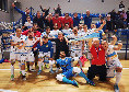 Calcio a 5, Napoli Futsal, finalmente! Una magia di Fortino regala il primo successo agli azzurri