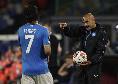 Tuttosport - La reazione di Spalletti al triplice fischio finale Napoli-Legia 3-0