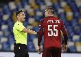 Napoli-Legia 3-0, la moviola CorSport: manca un calcio di rigore in favore degli azzurri