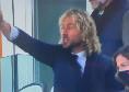 La Juve perde e Nedved esplode in tribuna: dirigente bianconero scatenato [VIDEO]