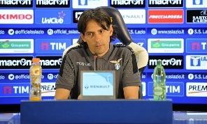Lazio, Inzaghi in conferenza: Assenze del Napoli un vantaggio, ma l'unica pesante è quella di Koulibaly. Vogliamo vincere, ma servirà una grandissima partita