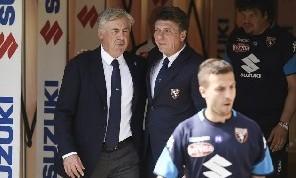 Napoli-Torino, formazioni ufficiali: le scelte di Ancelotti e Mazzarri!