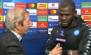 Koulibaly a Sky: Credevamo di potercela fare anche se c'era un po' di timore, ora daremo tutto in Europa League [VIDEO]