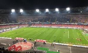 Napoli-Torino, al San Paolo ci saranno le raccattapalle donne