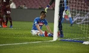 I quotidiani massacrano Milik nelle pagelle: Replica l'errore di Firenze, mediocre nell'impatto col pallone: è da analisi