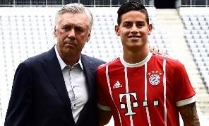 Sky - James Rodriguez lascia il Bayern, c'è anche il Napoli su di lui