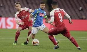 Il Roma - I fischi con l'Arsenal possono aver rotto definitivamente il rapporto Insigne-Napoli! Raiola sta lavorando per piazzare il colpo alla prima occasione