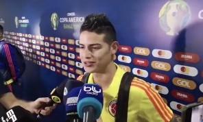 James: Restare al Real Madrid o andare al Napoli? Dipende dal club, non so dove giocherò. Poi scherza: Il mio italiano? Pessimo... [VIDEO]