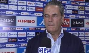 SSC Napoli, Formisano: A breve novità sul nuovo calendario. Abbiamo ricevuto i complimenti dall'UEFA per il San Paolo