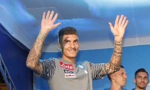 Di Lorenzo: Napoli città bellissima, l'affetto dei tifosi fa piacere. La Champions un sogno, siamo competitivi.  Ancelotti mi chiede una cosa