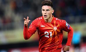Macedonia, il ct Angelovski: Tweet del Napoli scorretto verso Elmas: ecco come ha reagito il ragazzo