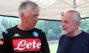 Rivoluzione Napoli, Gazzetta: da Ancelotti ai big, ADL mette tutti in discussione. Via Callejon e Mertens con offerte concrete a gennaio