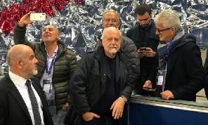 De Laurentiis contro gli opinionisti: Non mi va di parlare, a Napoli si vuole distruggere la napoletanità. Leggo tante cose...
