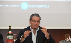 SSC Napoli, Formisano: Fantastico tornare a Dimaro, accredito online e gratuito per entrare allo stadio. Sui tifosi al Maradona...