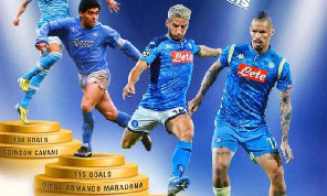 Record di gol con la maglia del Napoli, Hamsik sprona Mertens: Amico, domani ci vuole un golazo [FOTO]