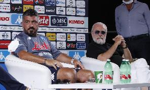 Tuttosport - De Laurentiis lavora in prima persona al rinnovo di Gattuso: conta di avere la firma prima di Natale, i dettagli