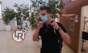 Milik atterrato a Ciampino! Completate i test in Svizzera, ora visite mediche di rito prima dell'ufficialità [VIDEO]