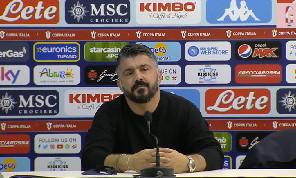 Gattuso in conferenza: Insigne deve voltare pagina, abbiamo bisogno di lui. L'Hellas ci ha surclassato fisicamente. Se guardo la classifica...