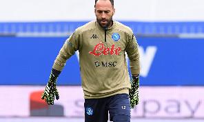 SSC Napoli, infortunio per Ospina: distrazione di primo grado del bicipite femorale sinistro!