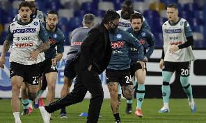 Testa alla Lazio: da Gattuso un invito a tutta la squadra! Repubblica: calciatori azzurri disorientati dalla nuova Superlega