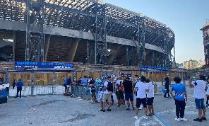 Napoli-Spartak Mosca, da domani parte la vendita dei biglietti: curve a 25€!