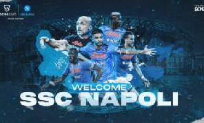 Partnership SSC Napoli-Socios.com: il comunicato ufficiale del club azzurro