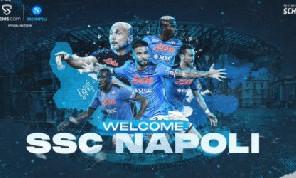 SSC Napoli, Salvione: Partnership con Socios.com ha un valore speciale per noi: ci aiuterà a sviluppare nuove idee