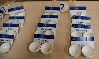 Champions League, Napoli in 2° fascia! Ai gironi evitati Real Madrid, Atlético e Tottenham. Oggi iniziano i playoff finali