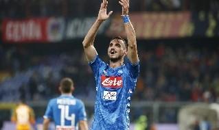 Fabián: A Napoli grazie alla fidanzata di Ancelotti Jr, vogliamo lo scudetto! Sono felice qui, mamma ha paura che guidi in città!