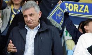ESCLUSIVA - Frosinone, Stirpe risponde a De Laurentiis: Mancanza di rispetto, non ha vinto niente! Noi abbiamo uno stadio di proprietà... Risorse siano ridotte a squadre come il Napoli