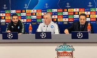 Ancelotti in conferenza: Avremo 40milioni di tifosi a supportarci. Arbitro? Se fa danni è facile andar fuori. Anfield non ci fa paura, certe gare ci eccitano. Formazione? Neanche io la so! [VIDEO CN24]