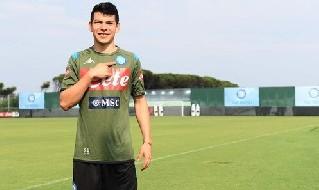 UFFICIALE - Hirving Lozano è del Napoli! ADL: Benvenuto Hirving, primi scatti a Castel Volturno [FOTO]