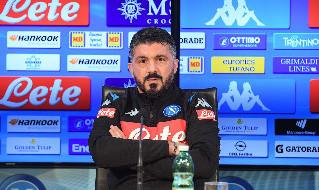 Gattuso: Tutto risolto con Allan, si è allenato molto bene! Lozano non al top ma ci sarà. Il Brescia la priorità, gara simile a quella di Cagliari