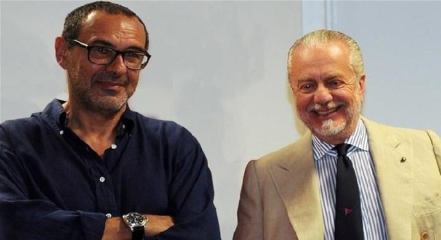 SSC Napoli, la radio ufficiale - Incontro a casa di Sarri fatto di battute e sorrisi, fumata bianca attesa nei prossimi giorni!